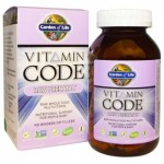 RAW Prenatal Vitamin Code 180kaps. Garden of Life Multiwitaminy