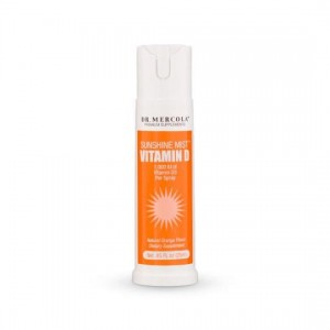 Witamina D3 w sprayu Sunshine Mist 25ml  Dr Mercola Dr Spray