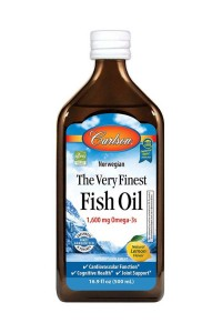 The Very Finest Fish Oil 1600mg 500ml Carlson Laboratories Olej z Ryb