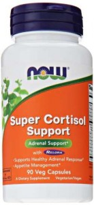 Super Cortisol Support Now Foods 90kaps. Kortyzol