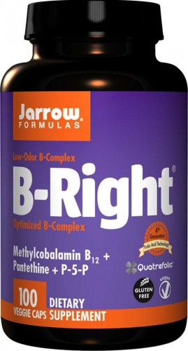 Jarrow Formulas B-Right - 100 vcaps