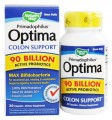 Nature's Way Primadophilus Optima Max Bifido 90 Billion Active Probiotics