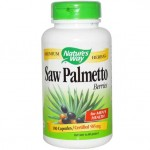 Saw Palmetto 585mg 180kaps. Nature's Way Palma Sabałowa