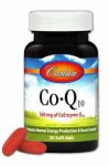 CoQ10 all-trans 300mg !  30 kapsułek Carlson Laboratories Koenzym Q10
