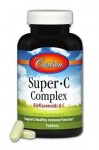 Witamina C + Bioflawonoidy 1000mg 250 tabletek Carlson Laboratories Super Complex C