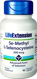 Se-Methyl L-Selenocysteine Life Extension 90 kapsułek