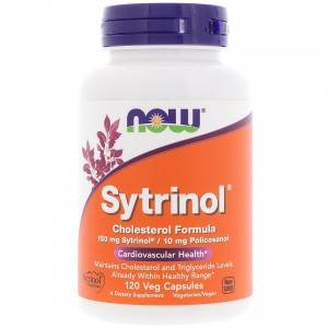 Sytrinol Now Foods 120 kaps.