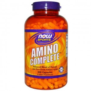 Amino Complete  Now Foods 360kaps.
