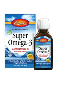 Super Omega-3 100 ml Carlson Laboratories