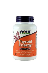 Thyroid Energy  Now Foods 90kaps.
