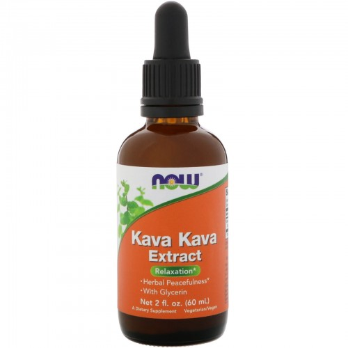 Now Foods, Kava, 2 fl oz (60 ml)6