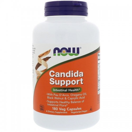 Candida Support Now Foods 180kaps.